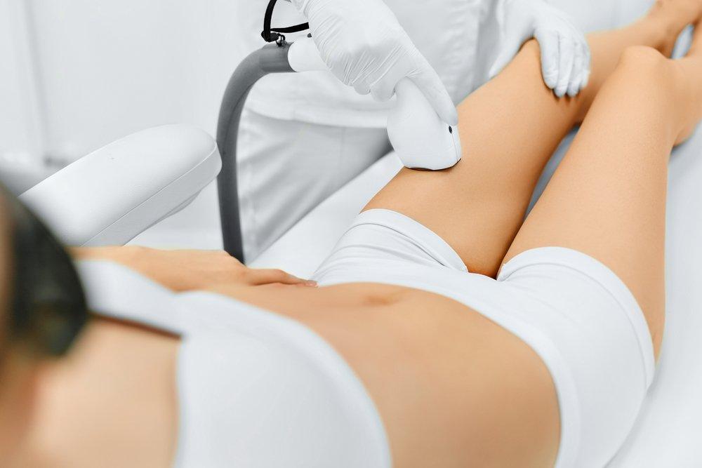 Leg Laser Hair Removal LivSmooth